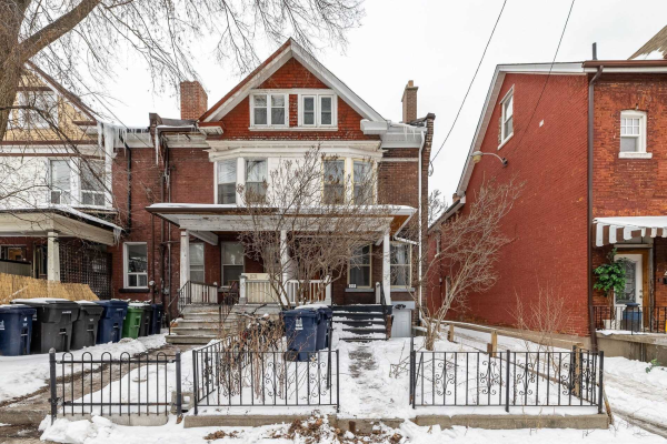 245 Shaw St, Toronto
