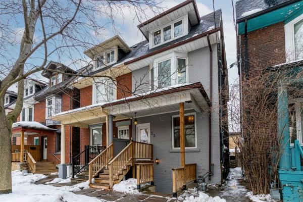 53 Crawford St, Toronto