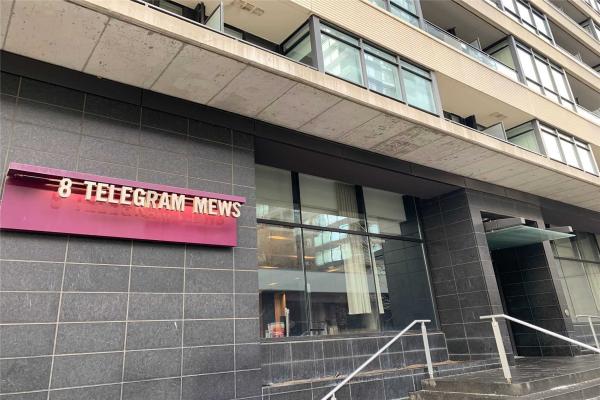 8 Telegram Mews, Toronto