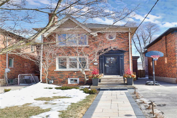 299 Airdrie Rd, Toronto