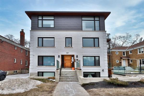 1657 Bathurst St, Toronto