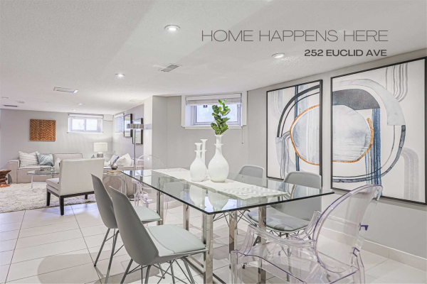 252 Euclid Ave, Toronto