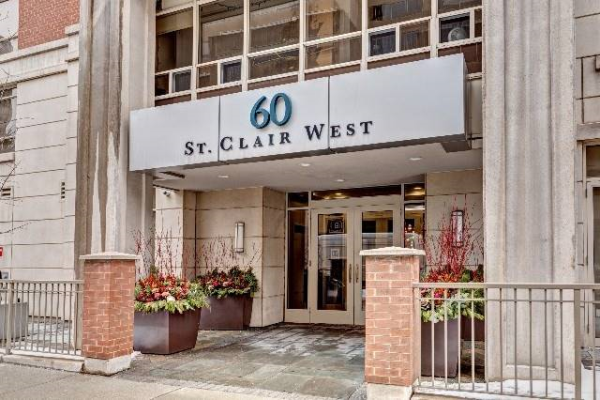 60 St Clair Ave W, Toronto