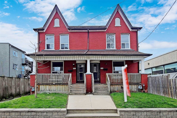 554 Palmerston Ave, Toronto