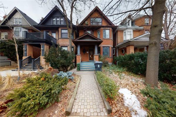 307 St George St, Toronto