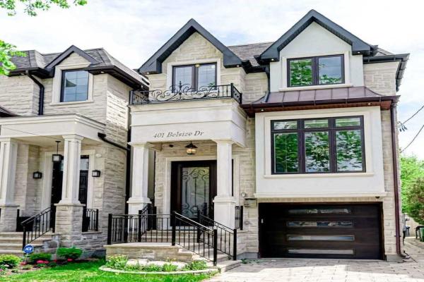 401 Belsize Dr, Toronto