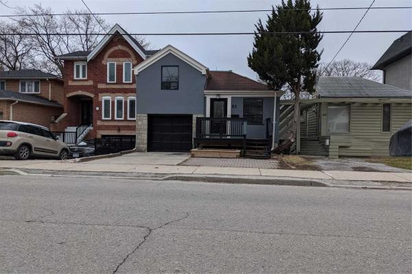 61 Cameron Ave, Toronto