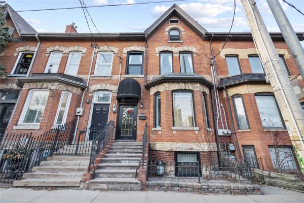 462 Gerrard St E, Toronto