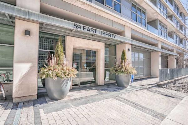 59 East Liberty St, Toronto