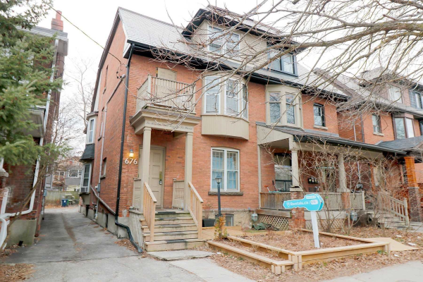 676 Huron St, Toronto