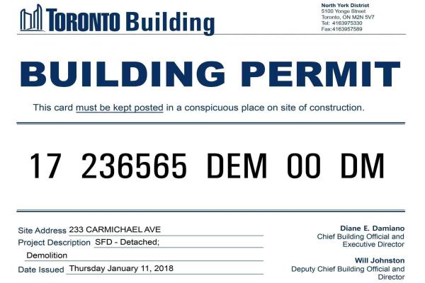233 Carmichael Ave, Toronto