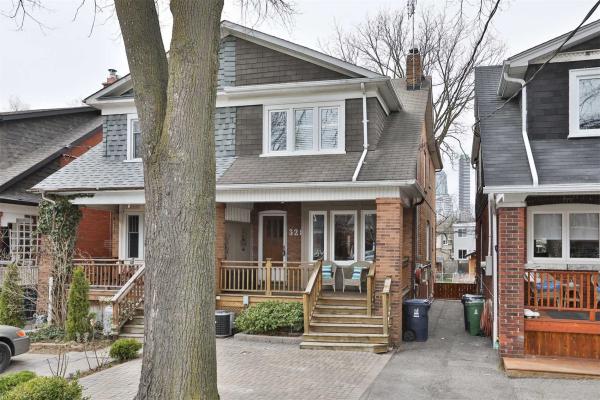 328 Forman Ave, Toronto