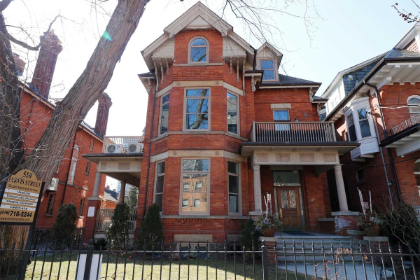 510 Jarvis St, Toronto