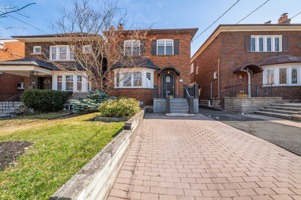 33 Mcnairn Ave, Toronto