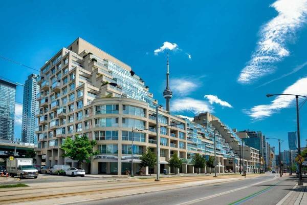 480 Queens Quay W, Toronto