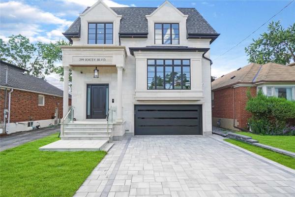 299 Joicey Blvd, Toronto