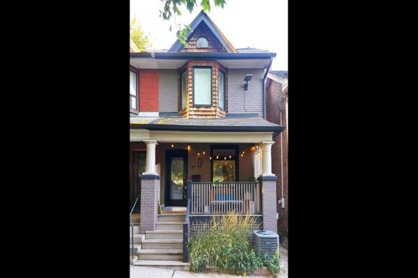 14 Ossington Cres, Toronto