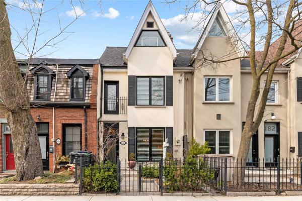 186 Macpherson Ave, Toronto