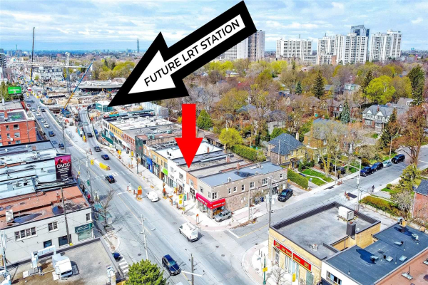 1170 Eglinton Ave W, Toronto