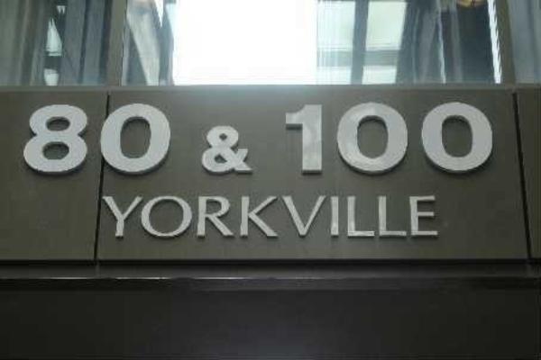 80 Yorkville Ave, Toronto