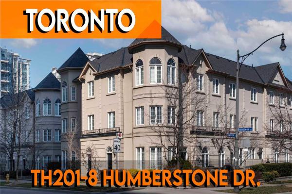 8 Humberstone Dr, Toronto
