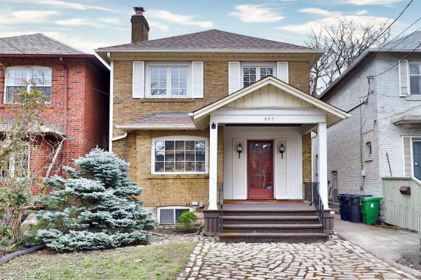 257 Belsize Dr, Toronto