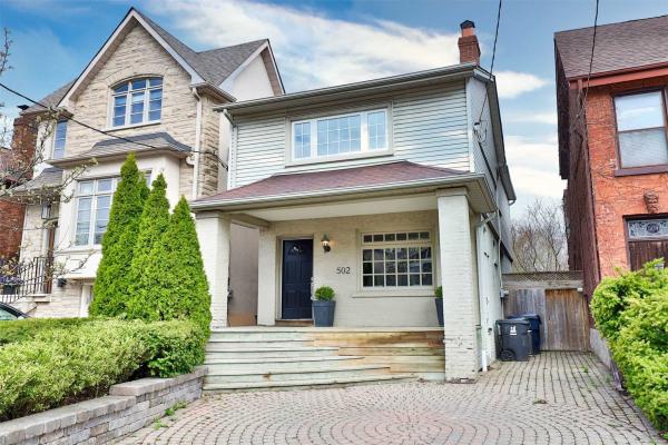 502 Merton St, Toronto