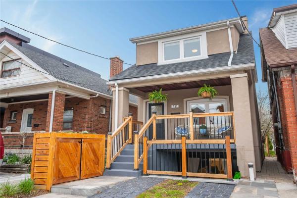 411 Westmount Ave, Toronto