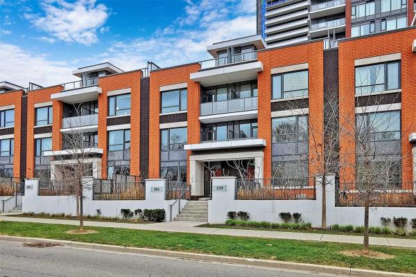 361 Beecroft Rd, Toronto