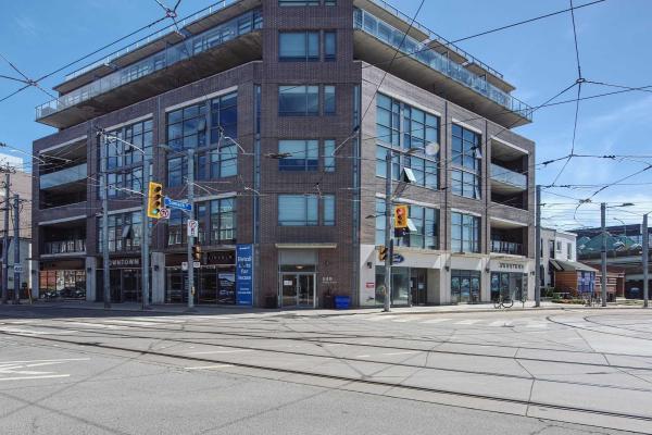 549 King St E, Toronto