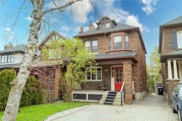 45 Deloraine Ave, Toronto