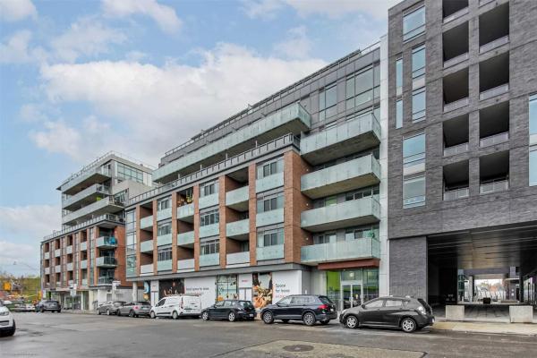 8 Gladstone Ave, Toronto