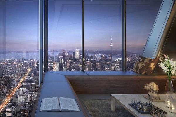 1 Bloor St W, Toronto