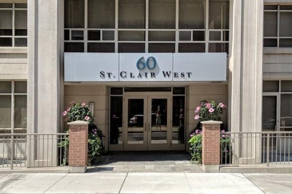 60 St Clair Ave W, Toronto