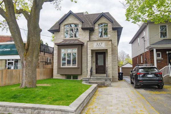 317 Sutherland Dr, Toronto