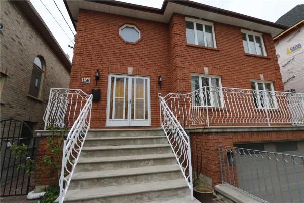 158 Glen Park Ave, Toronto