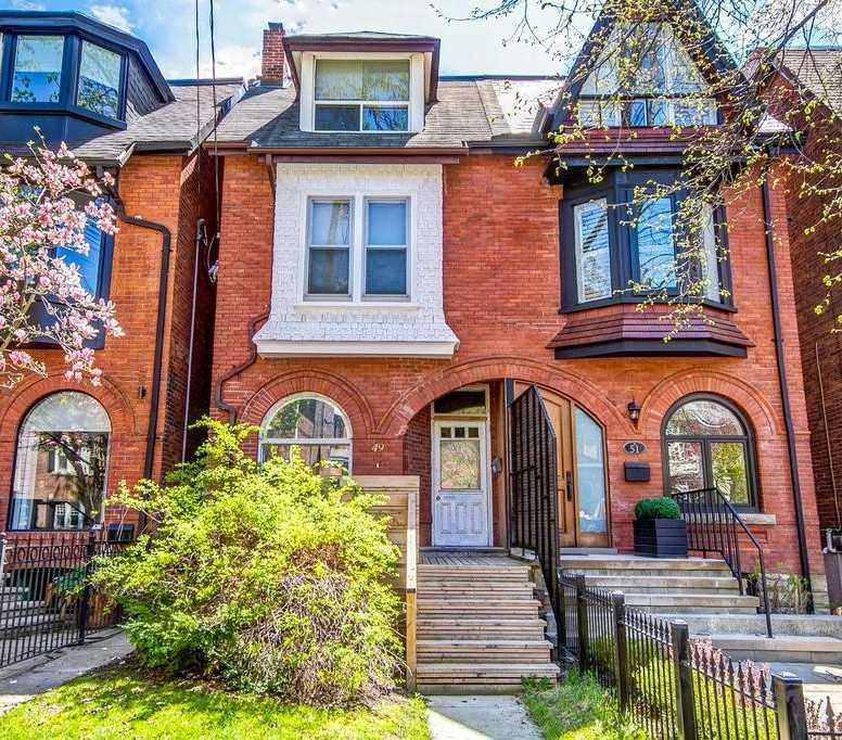 49 Macpherson Ave, Toronto