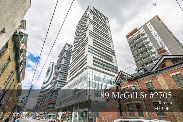 89 Mcgill St, Toronto