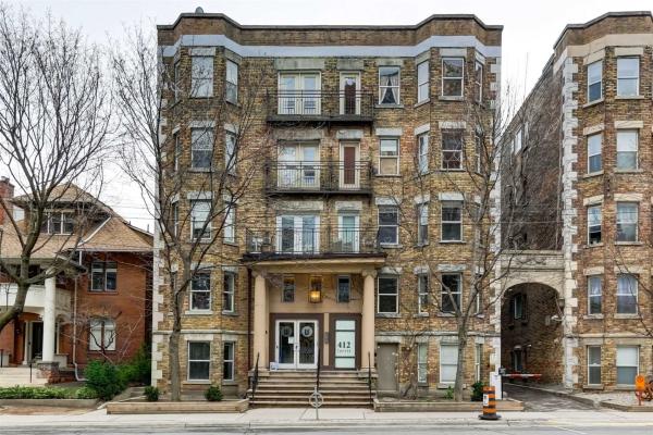 412 Jarvis St, Toronto