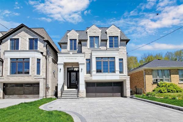 176 Caribou Rd, Toronto