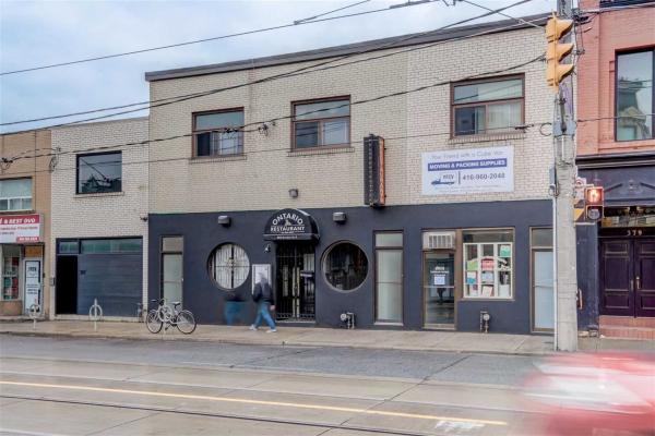 385 Dundas St E, Toronto