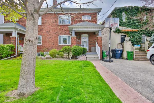 249 Brookdale Ave, Toronto