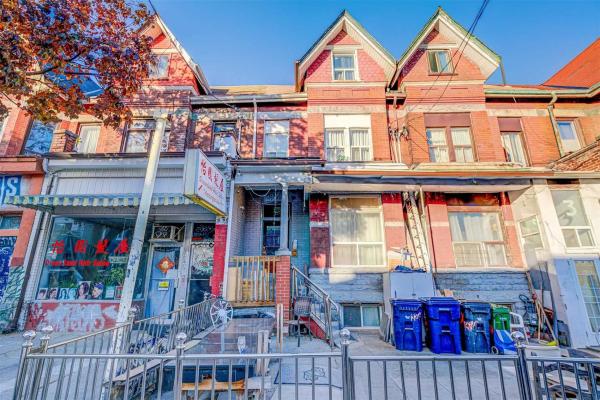 5 Kensington Ave, Toronto