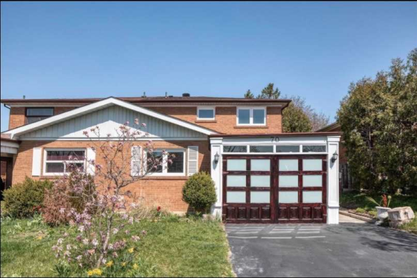 70 Clydesdale Dr, Toronto
