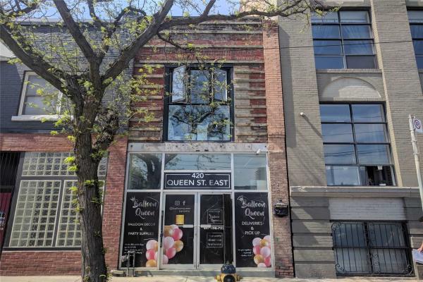 420 Queen St E, Toronto