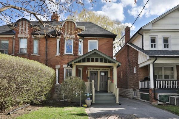 45 Berwick Ave, Toronto