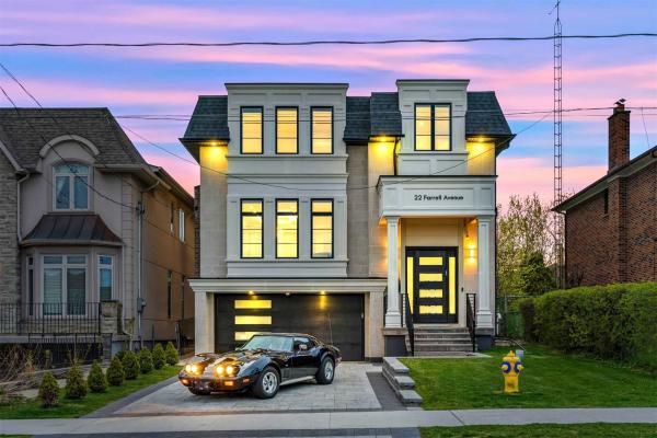 22 Farrell Ave, Toronto