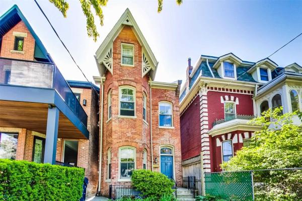26 Beaconsfield Ave, Toronto