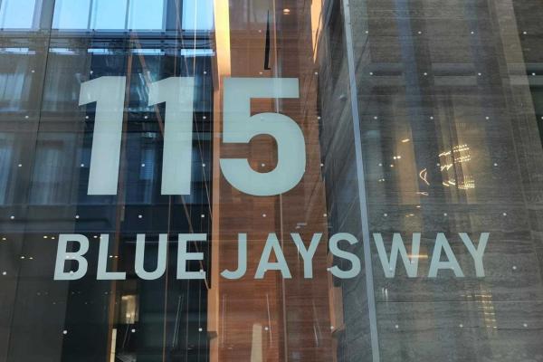 115 Blue Jays Way, Toronto