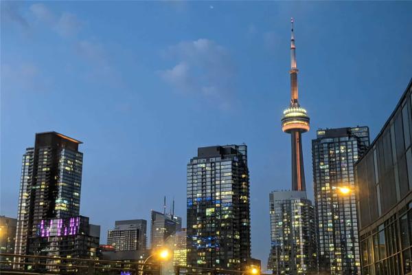 38 Dan Leckie Way, Toronto